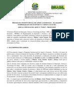 Reitoria Proex Edital asOficinas