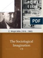 13 the Sociological Imagination