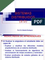Clase Sistemas Distribuidos