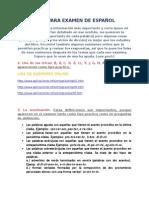 Guia de Examen de Espanol.docx