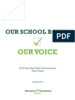 Our School Board, Our Voice