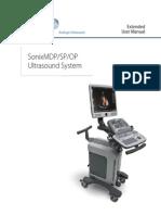 00.040.601 SonixMDP-SP-OP Extended User Manual C 131219