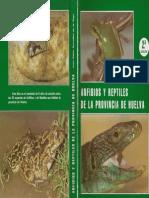 Anfibios y Reptiles de Huelva