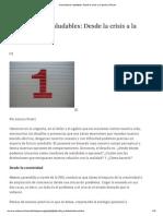 Hacia Futuros Saludables_ Desde La Crisis a La Opción _ PNLnet