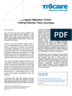 Migration Policy Briefing 2015
