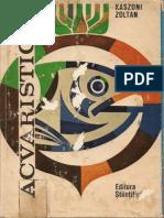 Acvaristică (Z.Kaszoni; ed.Științifică 1970).pdf
