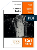 Lab 4 Manual - Concrete Testing - F15