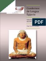 Cuadernos Escritura Egipcia Fasciculo 01