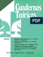 Cuadernos teoricos 16