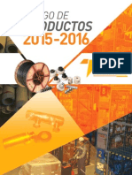 Catalogo de Productos 2015 Tecnored
