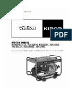 Manual KDE6700T