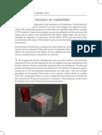 Materiales en 3Ds Max