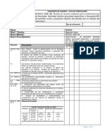 Lista de Verificación Astm d1298-12b