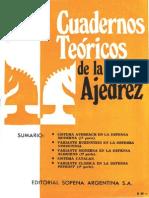 Cuadernos teoricos 13