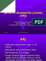 ARTRITIS REUMATOID JUVENIL