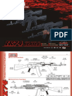 ICS AK 74 Series Manual