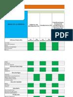 Programa Anual de Revisión de Las Instalaciones Eléctricas Cristal