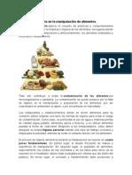 Higiene Alimentaria en La Manipulación de Alimentos