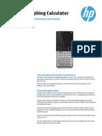 HP Prime Data-Sheet c03967422
