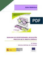 Guia Didactica Curso Juridico 2013