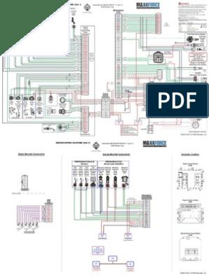 [SCHEMATICS_4US]  Maxxforce 11 y 13 | Propulsion | Systems Engineering | International Prostar Wiring Diagram |  | Scribd