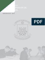 Revista Escuela Superior de Guerra Naval 2012 - 2013