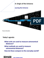 Astronomy - The Origin of The Universe notes
