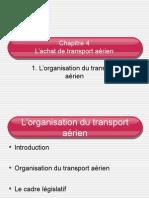 Chapitre 4 Transport aérien