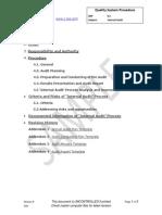 QSP.9.2 Internal Audit (preview)
