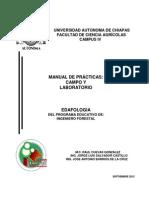 Manual de Practicas Edafologia