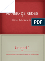 MANEJO DE REDES