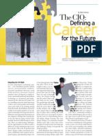 CIO Career and Future