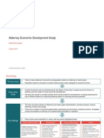 Alderney Economic Development Study Frontier Report