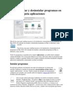 Cómo Instalar y Desinstalar Programas en Mac
