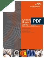 Arcelormittal Catalogo Acos Planos