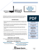 BE1 851 Product Bulletin