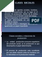 Las Clases Sociales