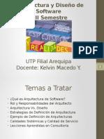 Presentación1 Arquitectura