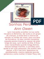 Ann Owen - Sonhos Perdidos