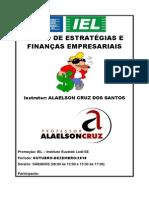 Curso de Estrat Gias e Finan as Empresariais
