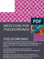 Infeccion Por Pseudomonas y Brucelosis