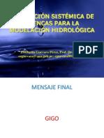 1. Hidrología Conceptual P(Q)