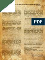 P. Dávila (El Vaticano II y Los Valores de Las Religiones No Cristianas)