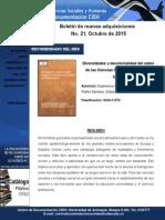 Boletin Nuevas Adquisiciones Octubre CD-cish