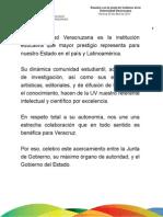 29 04 2011 - Reunión con la Junta de Gobierno de la Universidad Veracruzana