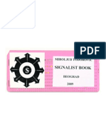 Miroljub Todorovic - Signalist Book (2009)