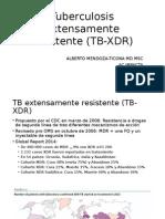 Tuberculosistb Xdr