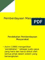 Prinsip Pemberdayaan 7.2