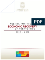 Agenda for the Economic Recovery of Puerto Rico (April 29, 2014)