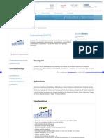 Productos y Servicios Drives Convertidores CCAA CC Convertidor CA CC
